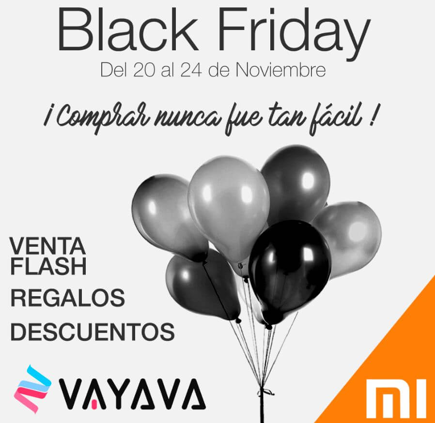 Black Friday Vayava